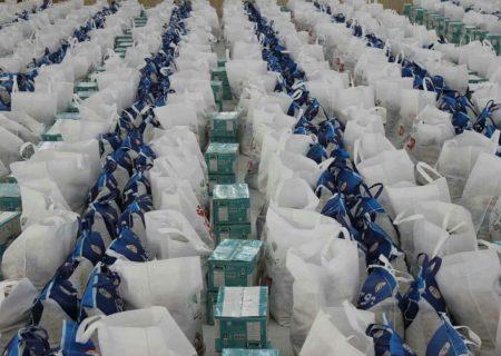 ۲۰هزار بسته معیشتی بین مددجویان کمیته امداد آذربایجانشرقی توزیع شد