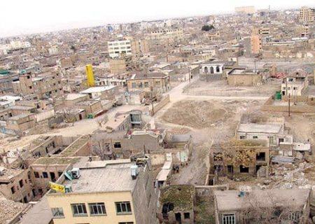 بافتهای فرسوده شهری و بهسازی آن در مقابله با زلزله