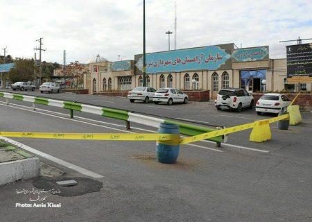 ورود به وادیرحمت از ساعت ۱۸ تا اذان مغرب مجاز شد