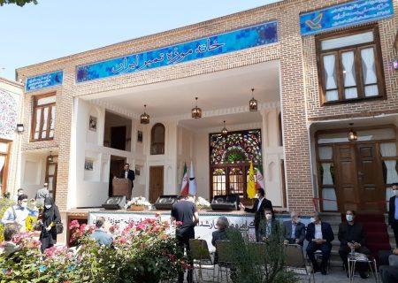 افتتاح اولین خانه – موزه تمبر ایران در تبریز