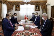 آماده توسعه مناسبات با ترکیه هستیم