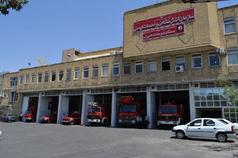 تبدیل وضعیت پرسنل آتش نشانی تبریز در اولویت است
