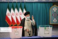 رهبر معظم انقلاب: امروز روز ملت ایران و تعیین سرنوشت کشور است
