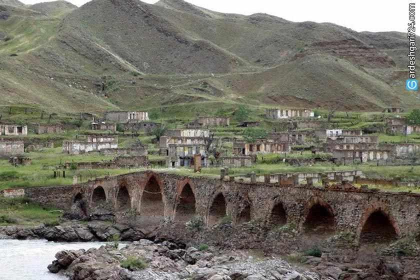 پژوهشگاه میراث فرهنگی و گردشگری پلهای خداآفرین را مرمت میکند