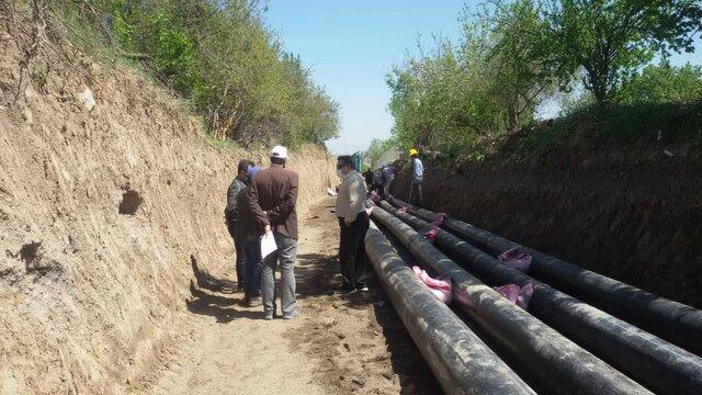 نیاز ۱۰۵ میلیارد تومانی برای اتمام شبکههای آبیاری غرب و شمالغرب کشور در آذربایجان شرقی