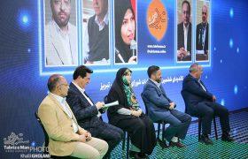 پشتصحنه اولین مناظره لایو انتخابات شورای شهر تبریز (۱)