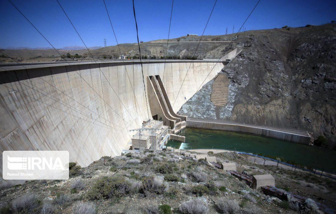 کمبود ۱۰ میلیارد متر مکعبی سدها در سال آبی جاری