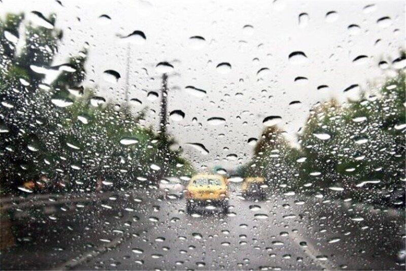 بارش در حوضه دریاچه ارومیه پس از ۵۱ روز