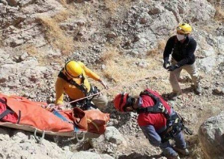 فوت جوان ۱۷ ساله بر اثر سقوط از پرتگاه در هشترود
