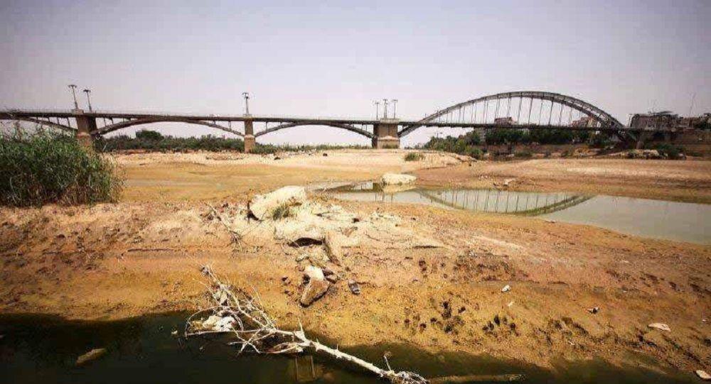 «معجزه آبخیزداری» تنش های آبی خوزستان نتیجه بی توجهی به آبخیزداری است