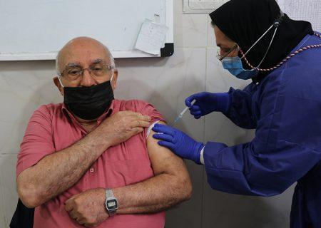 آمادگی لازم برای تزریق واکسن کرونا به چهار هزار نفر در میانه وجود دارد