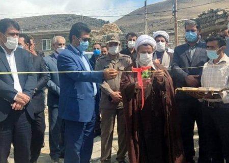 افتتاح چندین طرح عمرانی و خدماتی در کلیبر و هریس