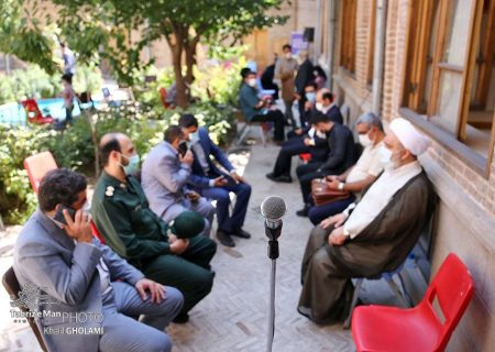 نشست اهالی رسانه استان در روز خبرنگار