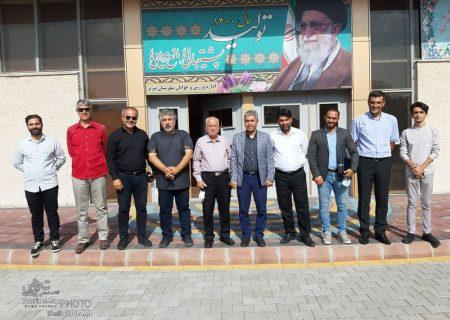 روز خبرنگار در هیات دوچرخه سواری استان