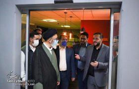 گذری بر نمایشگاه تصاویر منتخب امام جمعه مردمی تبریز