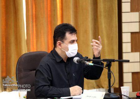حضور هوشیار در صحن شورای شهر تبریز