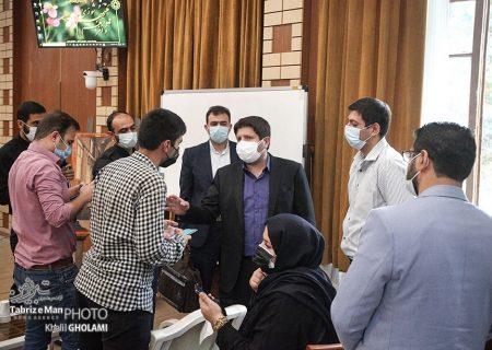 حواشی حضور کاندیداهای شهرداری تبریز در شورا