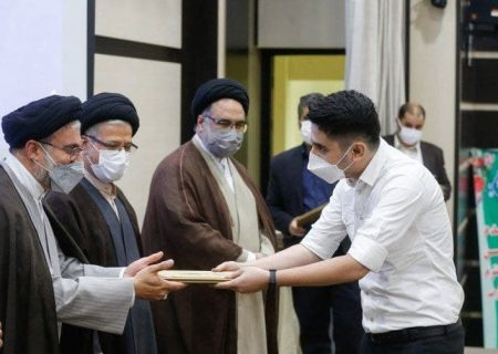 سه خوشنویس آذربایجان شرقی برگزیده جشنواره وقف