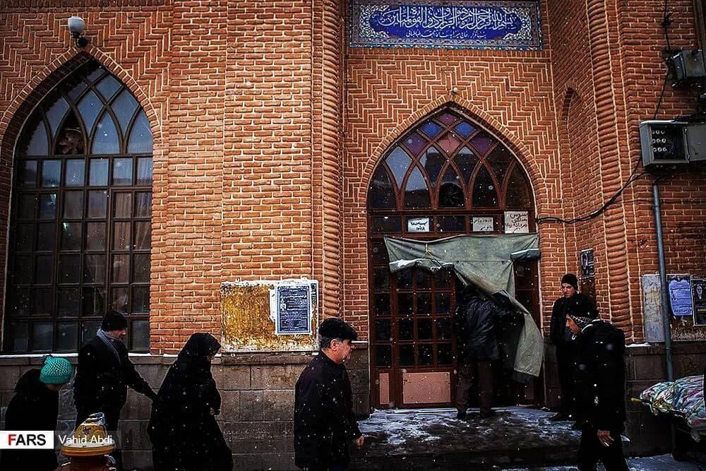 مسجد ستاد مسلمین