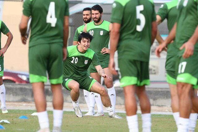 دعوت ۲۷ بازیکن به اردوی ایران برای دیدار با سوریه و عراق