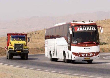 ۱۰۰ دستگاه اتوبوس از آذربایجانشرقی برای جابجایی زائران کربلا اعزام شد