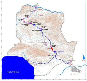 مطالبه تکمیل طرح انتقال آب ارس به تبریز