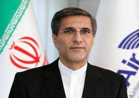 مدیرعامل ایران ایر استعفا کرد