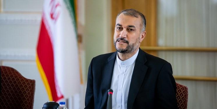 امیرعبداللهیان: آماده گفتوگوهایی نتیجهمحوریم که منافع و حقوق مردم ایران را تأمین کند