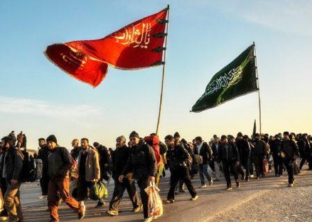 ورود ۵۰ هزار زائر ایرانی به عراق تا صبح امروز