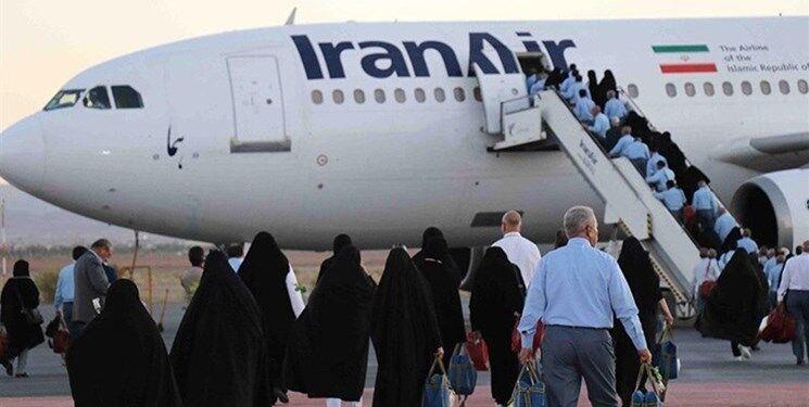 بازگشت ۴۵ هزاز زائر اربعین حسینی با ۲۷۰ پرواز