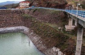فرماندار: منابع سد ستارخان اهر ۷۰ درصد کاهش یافت