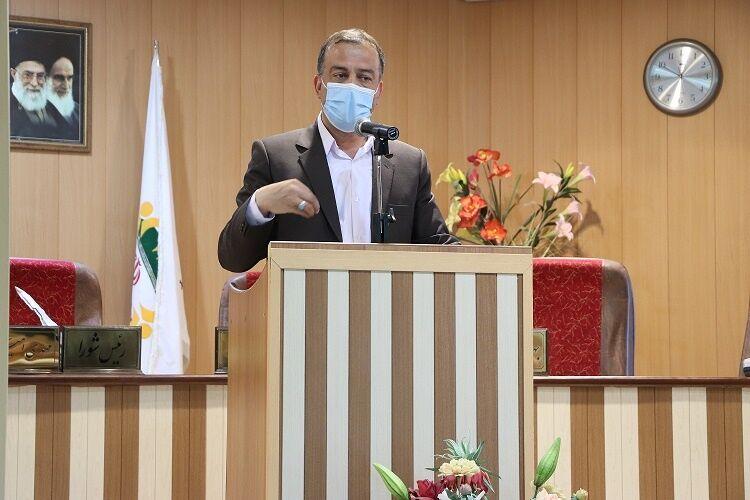 فرماندار میانه بر توزیع عادلانه خدمات شهری تاکید کرد