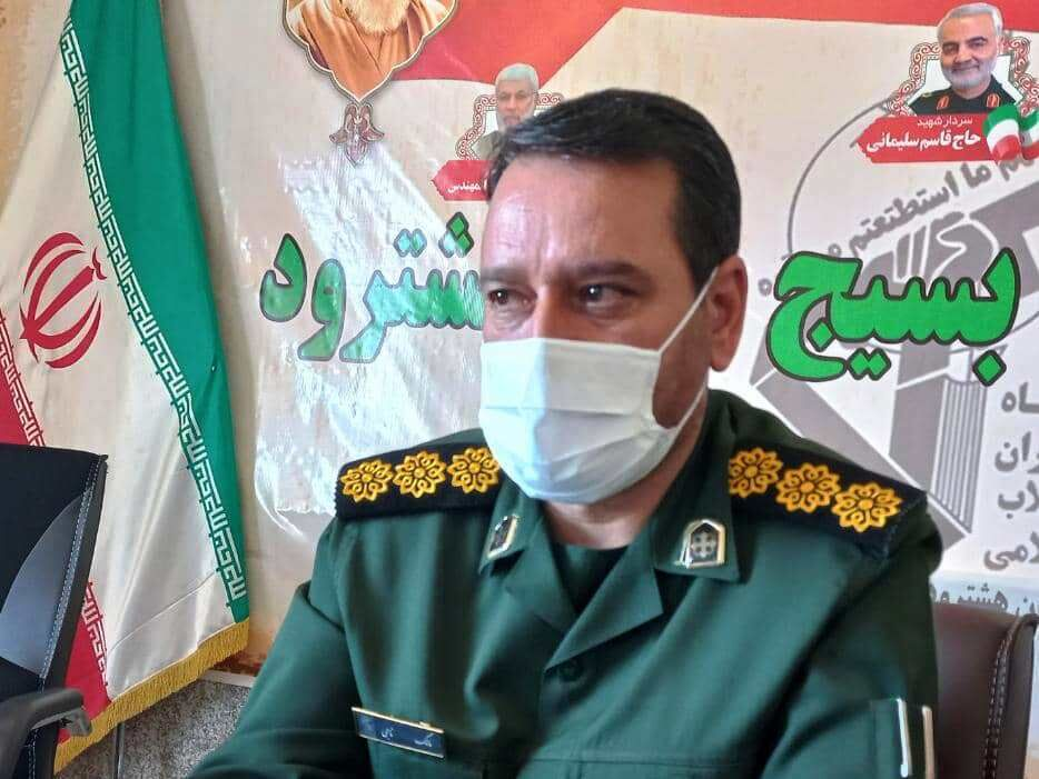 سپاه هشترود ۱۰۰ عنوان برنامه برای گرامیداشت دفاع مقدس برگزار میکند