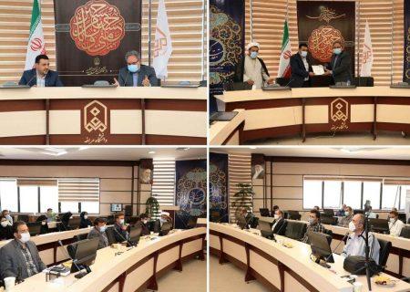 بازتاب سخنان امیدبخش وزیر علوم در دانشگاه مراغه