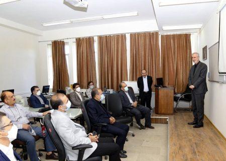 ۲ آزمایشگاه در دانشگاه تبریز افتتاح شد