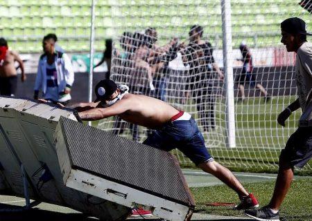 درگیری فوتبالی در مرند یک نابینا و هفت مجروح بر جا گذاشت