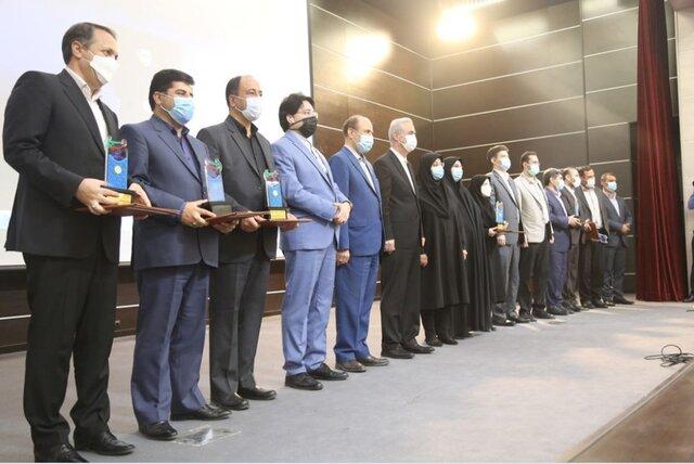 تجلیل سوالبرانگیز از شرکت توزیع برق تبریز!