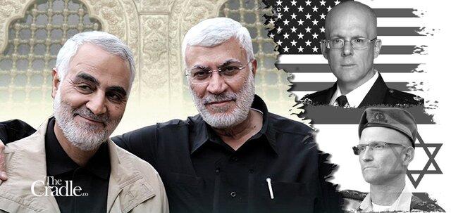 کشته شدن دو افسر آمریکایی و اسرائیلی که در ترور فرماندهان مقاومت نقش داشتند