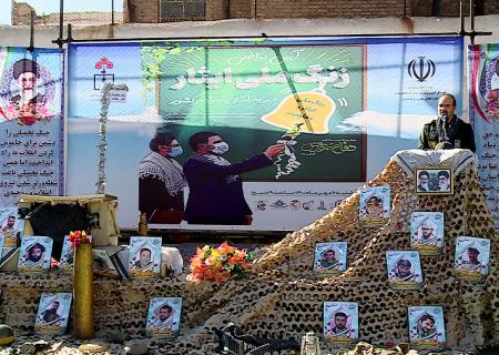 نواخته شدن زنگ ایثار در مدارس آذربایجان شرقی