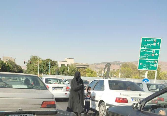 ساماندهی ۱۰۰۱متکدی در تبریز