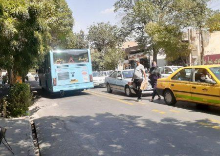 اتوبوس های ناتنی کشور در تبریز!