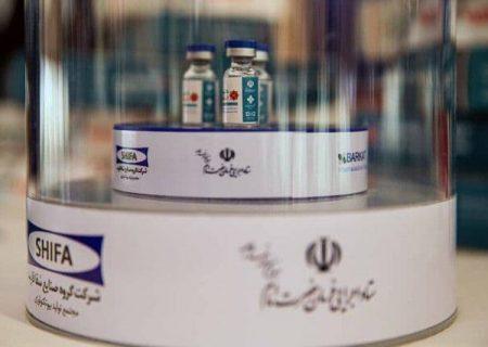 تولید ۱۴ میلیون دز واکسن برکت تا امروز /تحویل ۶میلیون دز به وزارت بهداشت تاکنون