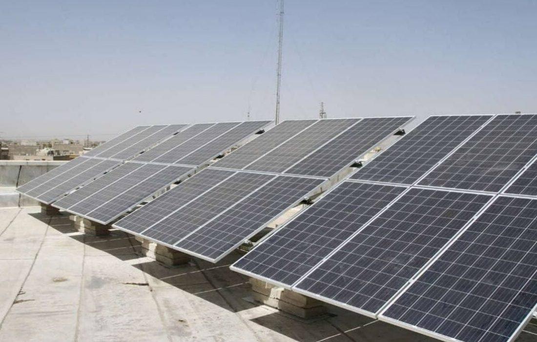 پاسگاههای محیطبانی اردبیل به پنلهای خورشیدی مجهز شدند