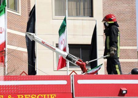 تعداد ایستگاههای آتشنشانی در تبریز بر اساس استانداردها کم است