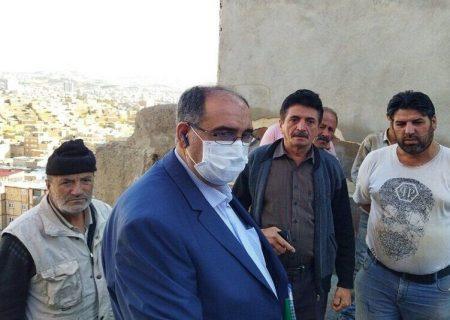 مقابله با خطرات احتمالی در مناطق حاشیهنشین اولویت شهرداری تبریز است