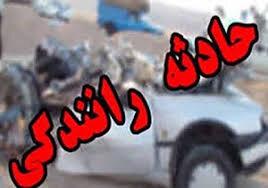 سانحه رانندگی در محور مرند-جلفا، ۵ مصدوم برجا گذاشت