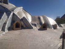 نورگیرها و هورنوهای تیمچه امیر بازار تاریخی تبریز ساماندهی میشود