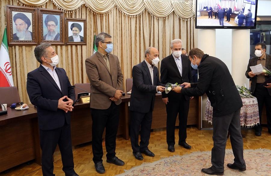 قدردانی از روسای بیمارستانهای آذربایجان شرقی