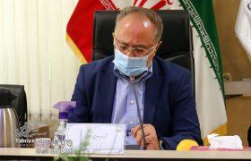 اولین جلسه شورای اسلامی استان به ریاست دبیری برگزار شد