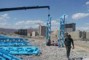 شروع طرحهای جدید عمرانی در شرق تبریز